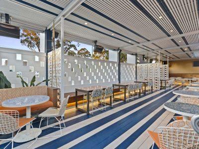Laguna Lounge – The Mill Hotel