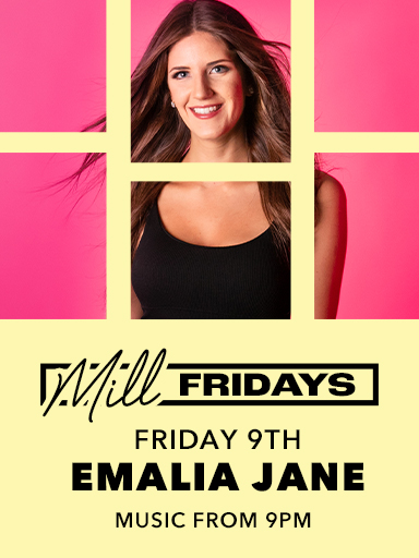 Emalia Jane At Mill Fridays - The Mill Hotel