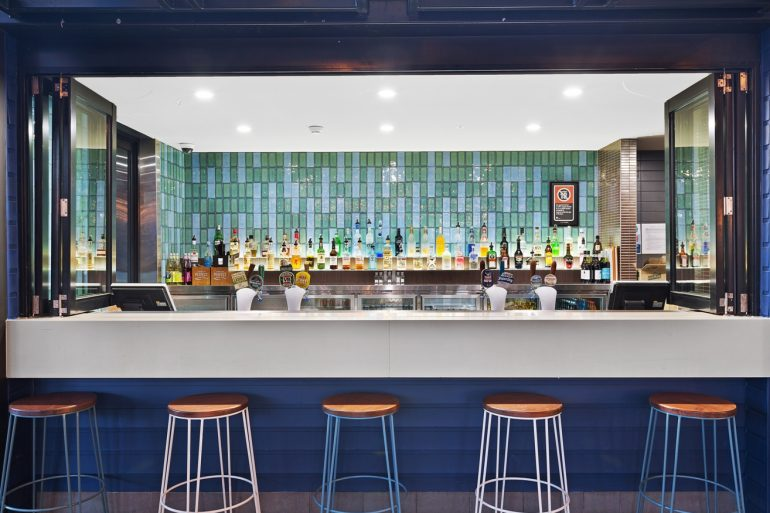 Bar - The Mill Hotel