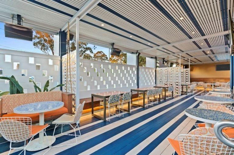 Laguna Lounge - The Mill Hotel